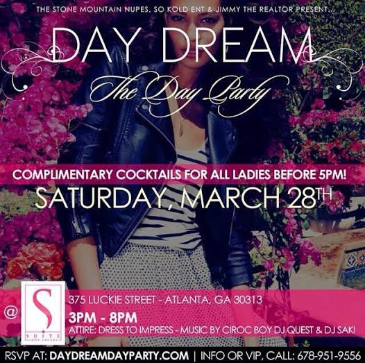 Day Dream at Suite